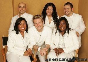 American Idol Top 6, americanidol.com