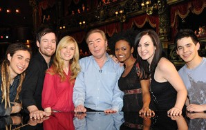 Top 6 with Andrew Lloyd Webber