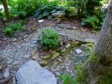 shady secret garden