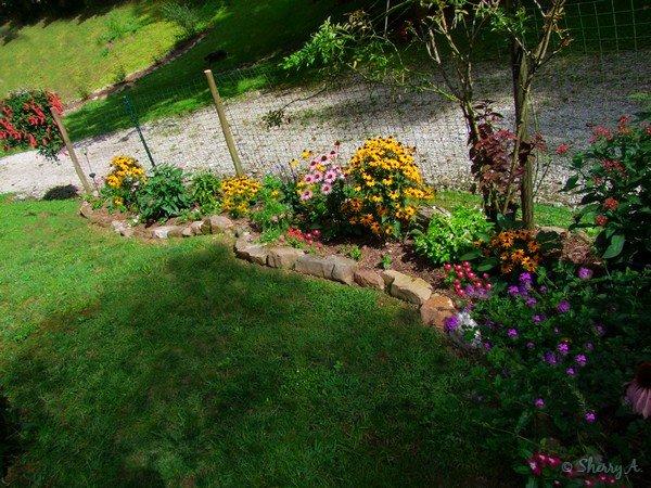 Pdf diy flower bed plans zone 6 download folding wall desk for Flower garden design zone 6