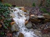 creek in secret garden