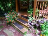 gazebo steps